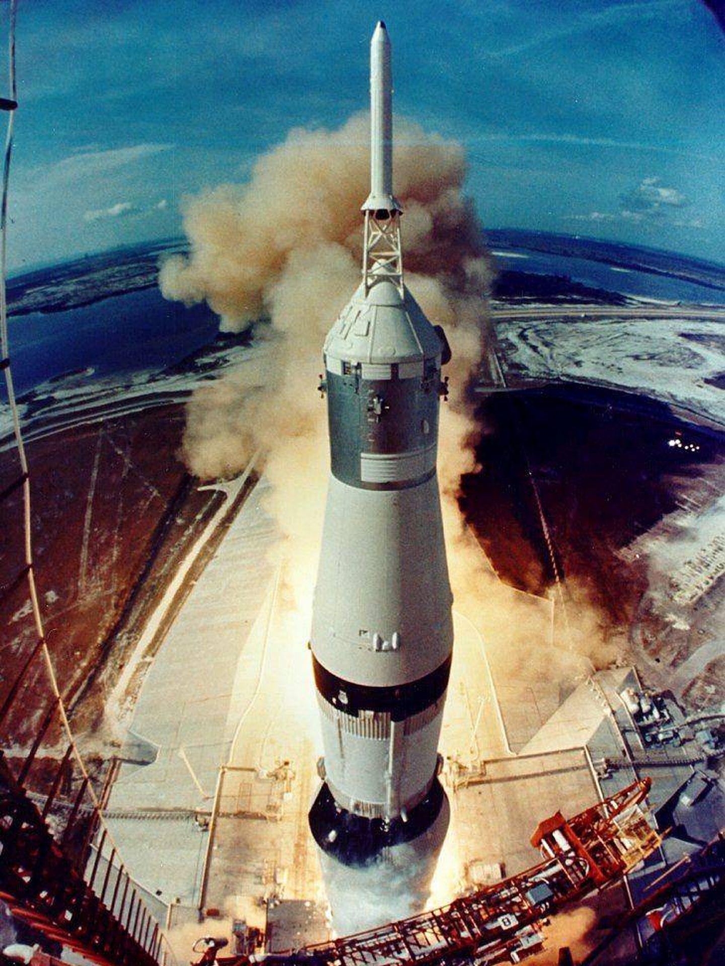 Apolo XI. (NASA)