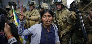Post de Bolivia exime penalmente a policías y militares cuando actúen
