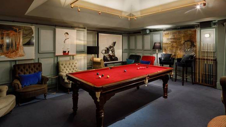Groucho Club en Londres.