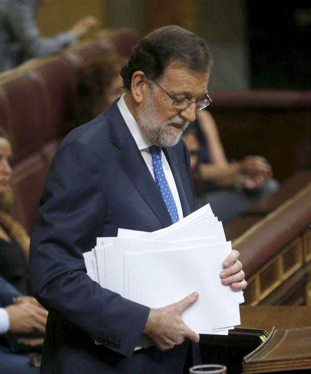 Foto: Primera jornada del debate de investidura.