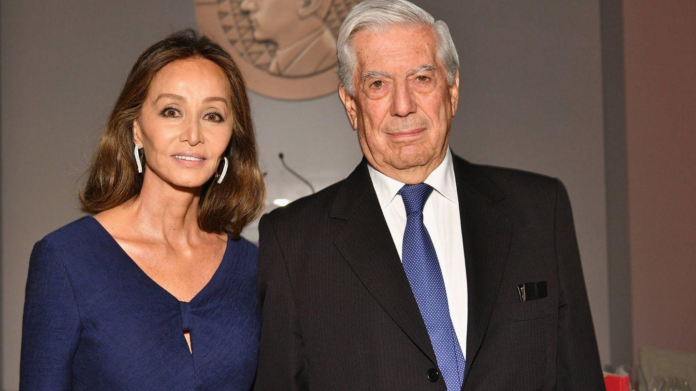 Isabel Preysler ya puede casarse con Mario Vargas Llosa. (Getty)
