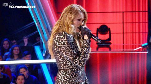 El fracaso de Paulina Rubio por lucirse en 'La Voz': olvida la letra de su canción