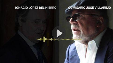 Villarejo, a Cospedal: El hermano de Rubalcaba es un punto débil que podéis utilizar