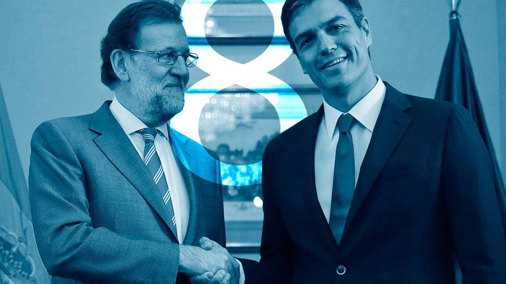 Las ocho preguntas que Sánchez planteará a Rajoy y de las que exige respuestas claras