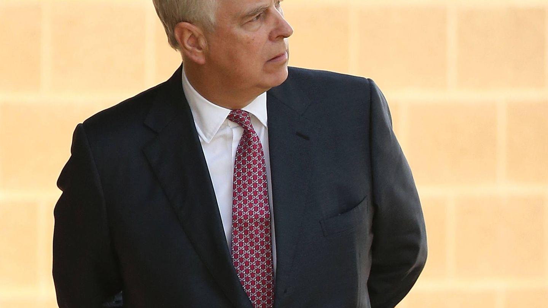 El príncipe Andrés, en una imagen reciente. (Getty)
