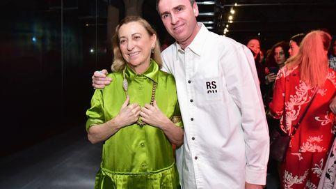 La conversación de moda entre Raf Simons y Miuccia Prada