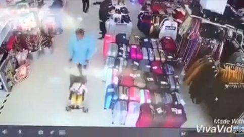 Detenida una mujer en Almería por querer secuestrar un bebé en un 'chino'