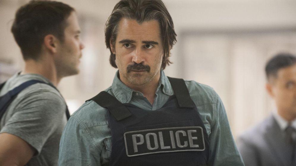 Foto: Collin Farrell, protagonista de la segunda temporada de 'True Detective'. (HBO)