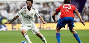 Post de ¿Quién miente a Isco? Las excusas de Solari para ganarse el puesto en el Real Madrid