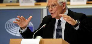 Post de Borrell supera su audiencia sin problemas pese al ambiente tenso en Bruselas