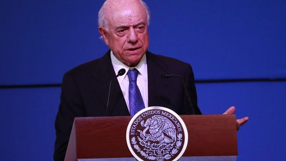 Foto: Francisco González, presidente de BBVA, esta semana en México. (EFE)