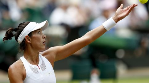 Garbiñe Muguruza debuta en Wimbledon con victoria ante Naomi Broady