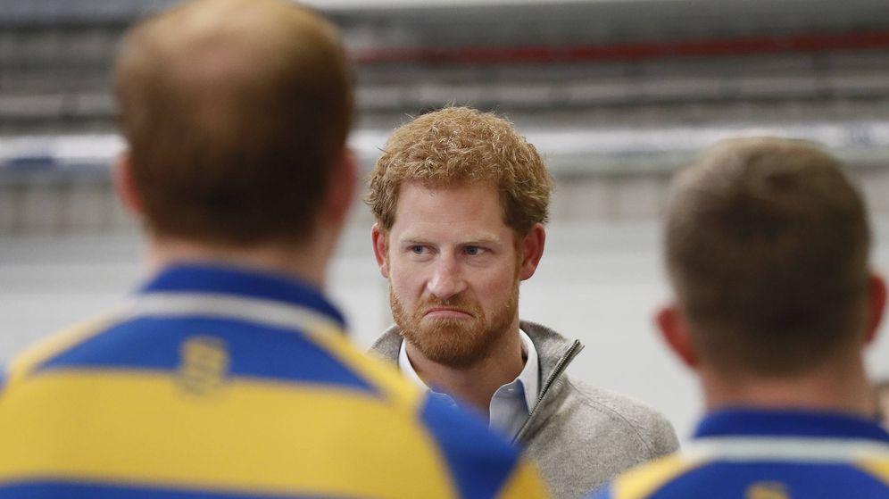 Foto: El príncipe Harry en una imagen de archivo. (Gtres)