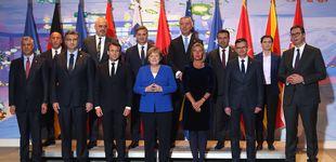 Post de España se olvida de los Balcanes