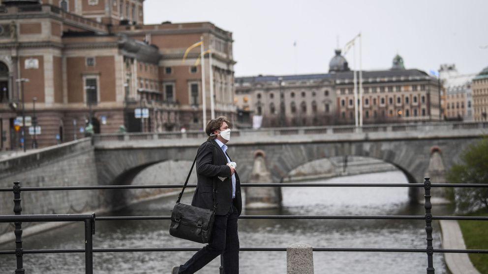 Un mundo 'a la sueca' tendría 500 millones más de infectados por coronavirus