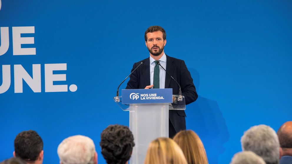 Las 15 medidas de Casado para restablecer la legalidad constitucional en Cataluña