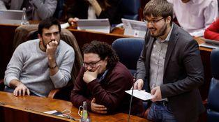 Ni 'errejoner' ni 'pabler': elección salomónica para sustituir a Espinar en el Senado