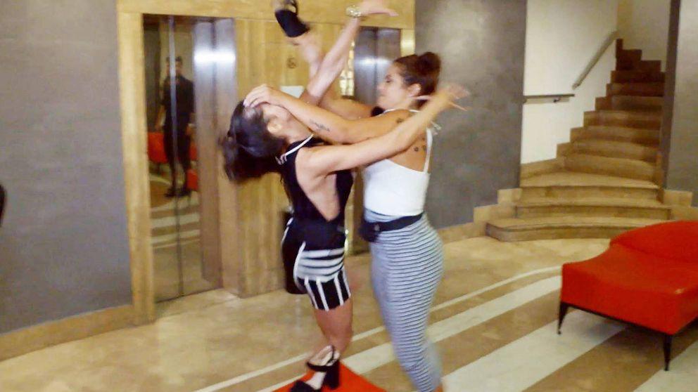 Brutal pelea: Elettra Lamborghini y Danik se enfrentan en 'MTV Super Shore 3'