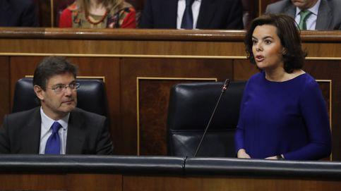 Santamaría choca con Montero por las escuchas al Rey: Estabas en 1º de Infantil
