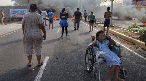 Disturbios en Venezuela tras la 'oficialización' de los apagones