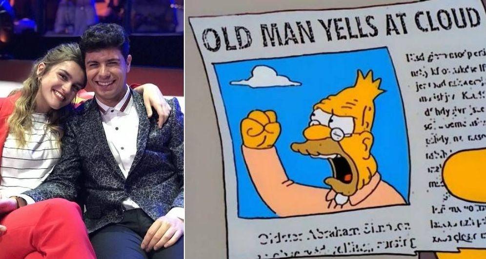 Foto: Muchos señores se han ofendido y no quieren ver Eurovisión.