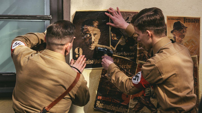 Imagen de 'El ascenso de los nazis'. (Movistar+)