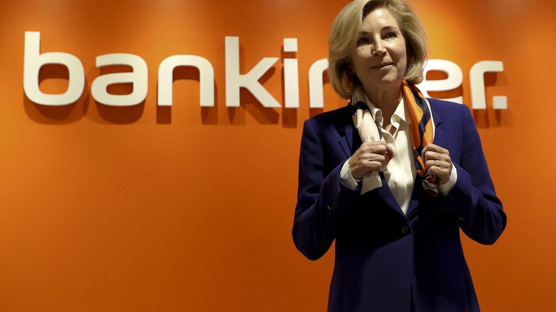 Bankinter ganó 143 millones hasta marzo, un 15% más, por mayores ingresos