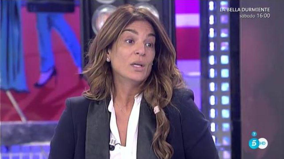 Foto: Raquel Bollo comenta cómo ha ido su juicio con Chiquetete