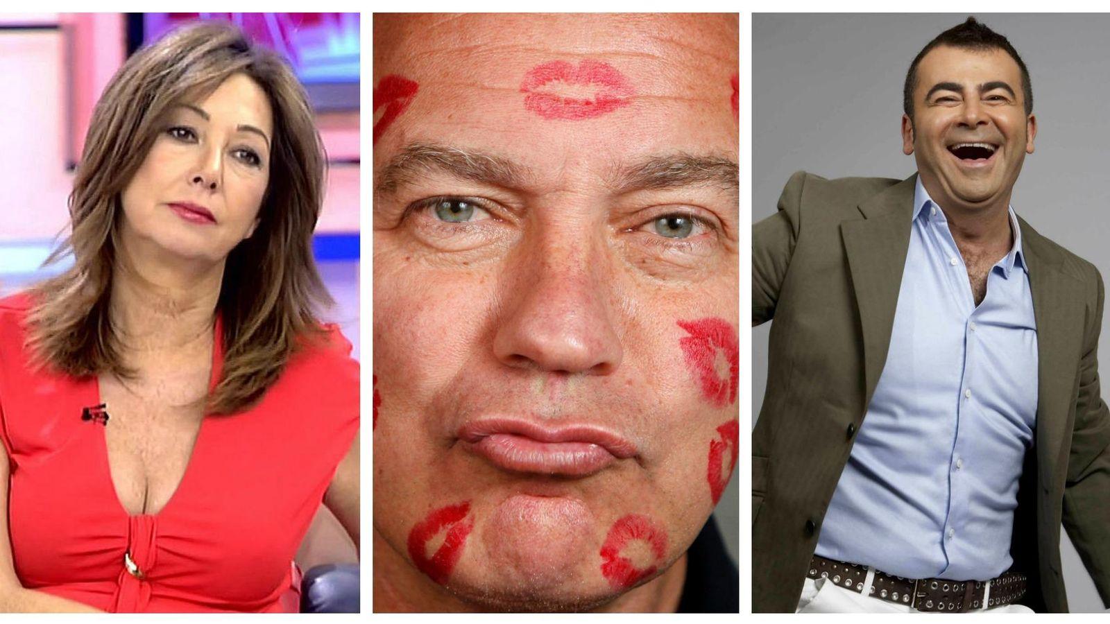 Foto: presentadores que más cobran