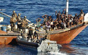 Huellas biométricas para distinguir piratas de pescadores