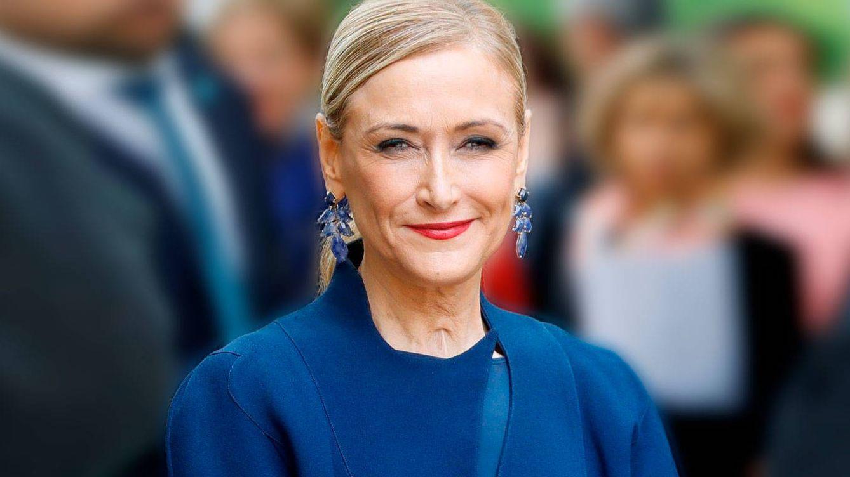 Cristina Cifuentes 'patriotiza' la marca favorita de joyas de la reina Letizia