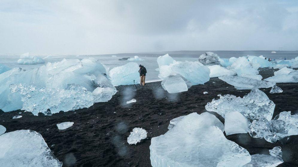 Foto: Los glaciares, amenazados por la emergencia climática. (Pexels)