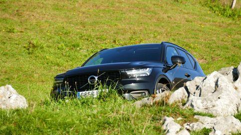 Volvo XC40 T2, el acceso al mundo Volvo