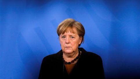 Merkel teme que el covid tenga firmemente agarrada a Alemania, que suma 26.000 casos