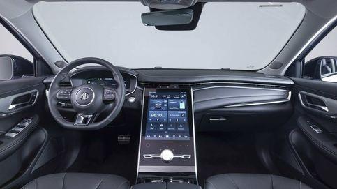 MG Marvel R, un SUV eléctrico tecnológicamente muy avanzado