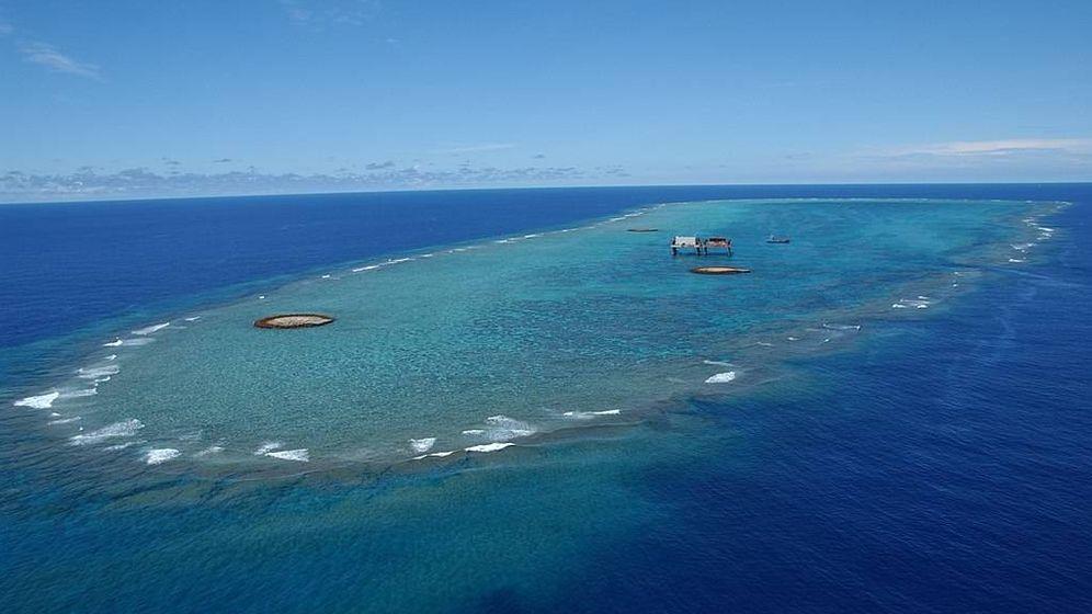 Foto: Por qué Japón ha pagado 600 millones por dos trozos de roca en medio del Pacífico. (CC/Wikimedia Commons)