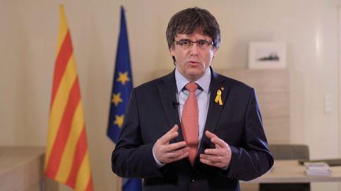 La CUP quiere convertir a Puigdemont en jefe de la oposición desde Bruselas