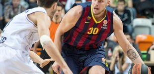 Post de Lampe, el jugador al que el Barcelona deprimió