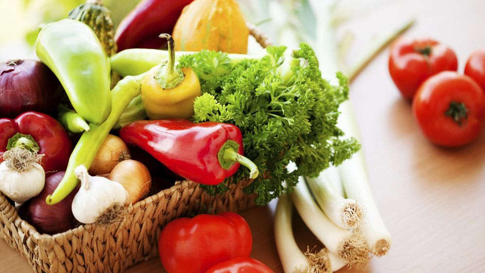 Foto: Los alimentos anticancerígenos no son nada sofisticados. (iStock)