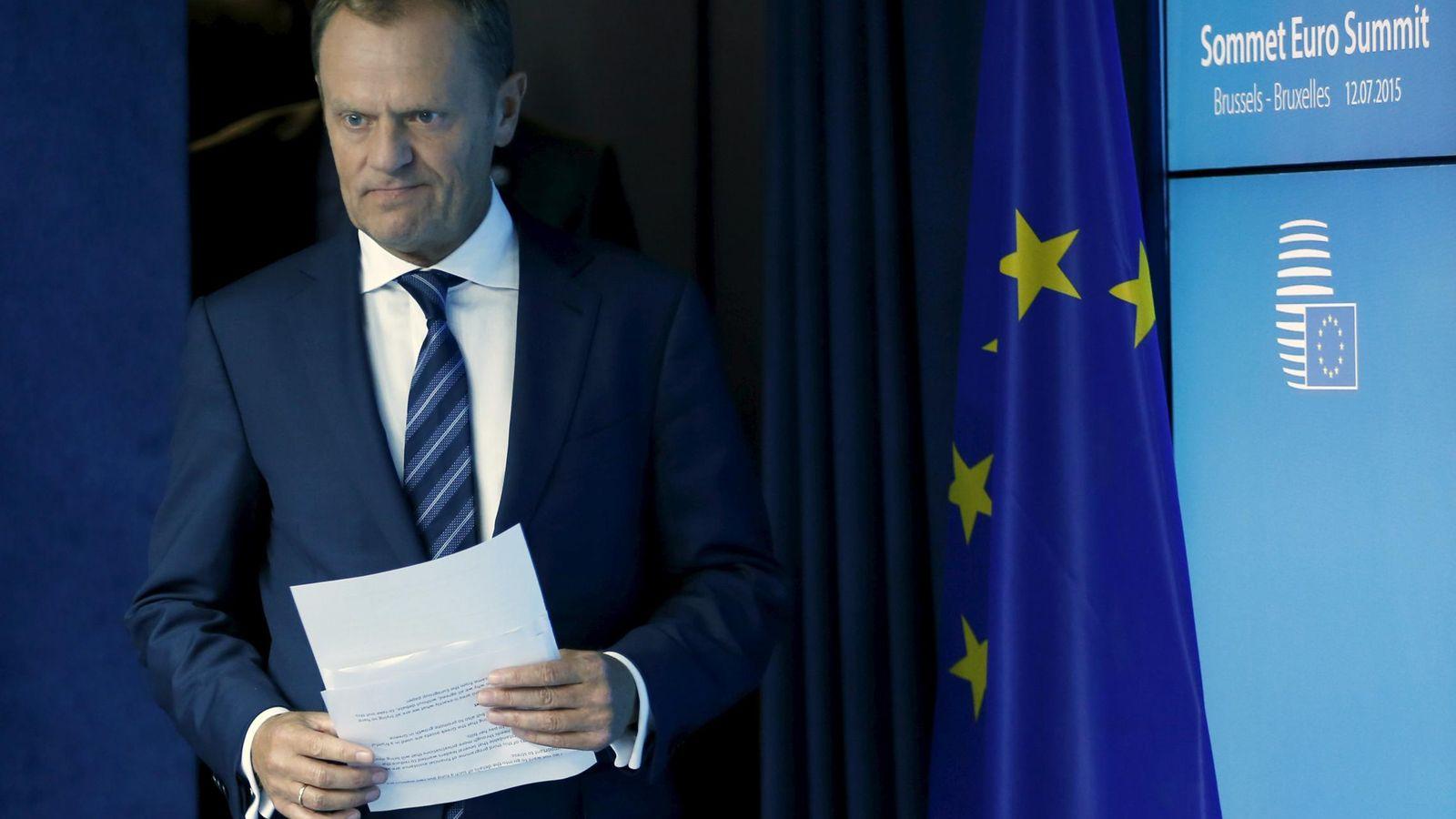 Foto: Donald Tusk, presidente del Consejo Europeo (Reuters)