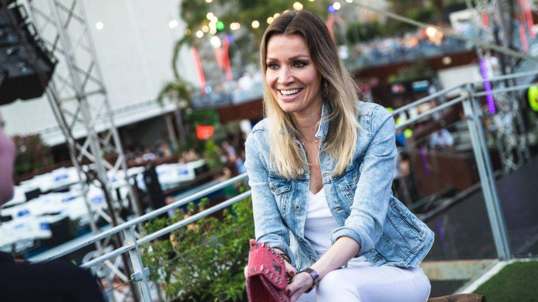 Nicole Kimpel: Antonio Banderas es el mejor compañero para ir de compras