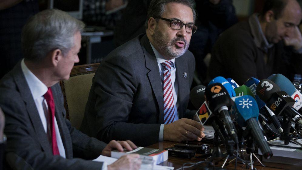 Foto: El fiscal José Javier Polo. (EFE)