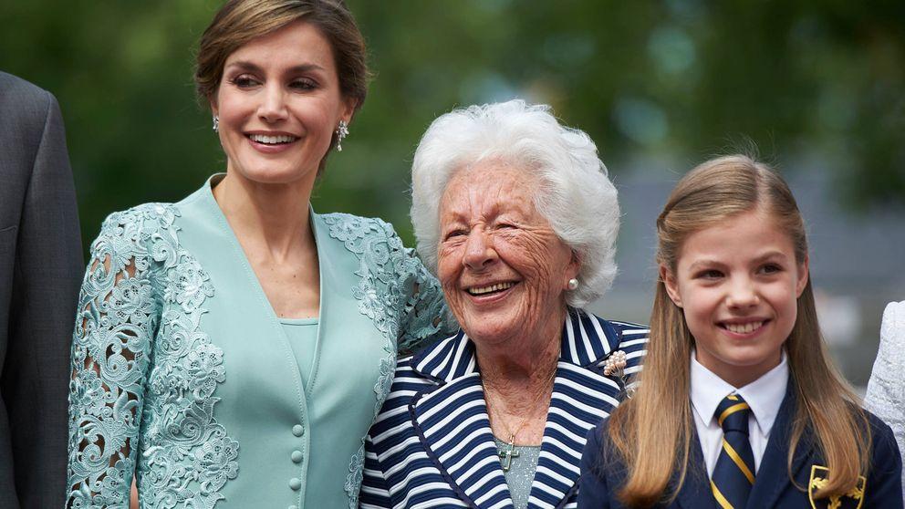 La abuela de Letizia, a corazón abierto en una entrevista: anécdotas, recetas y un epitafio