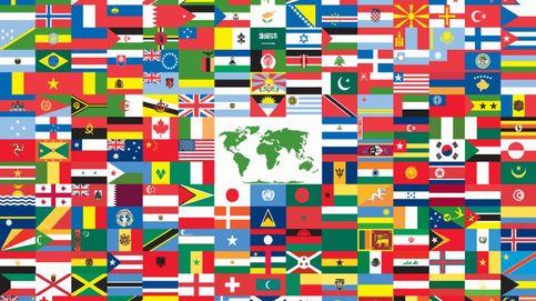 ¿Cuántos países identificas con sus banderas como única pista?