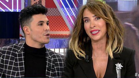 María Patiño abochorna a Kiko Jiménez en 'Sábado Deluxe'