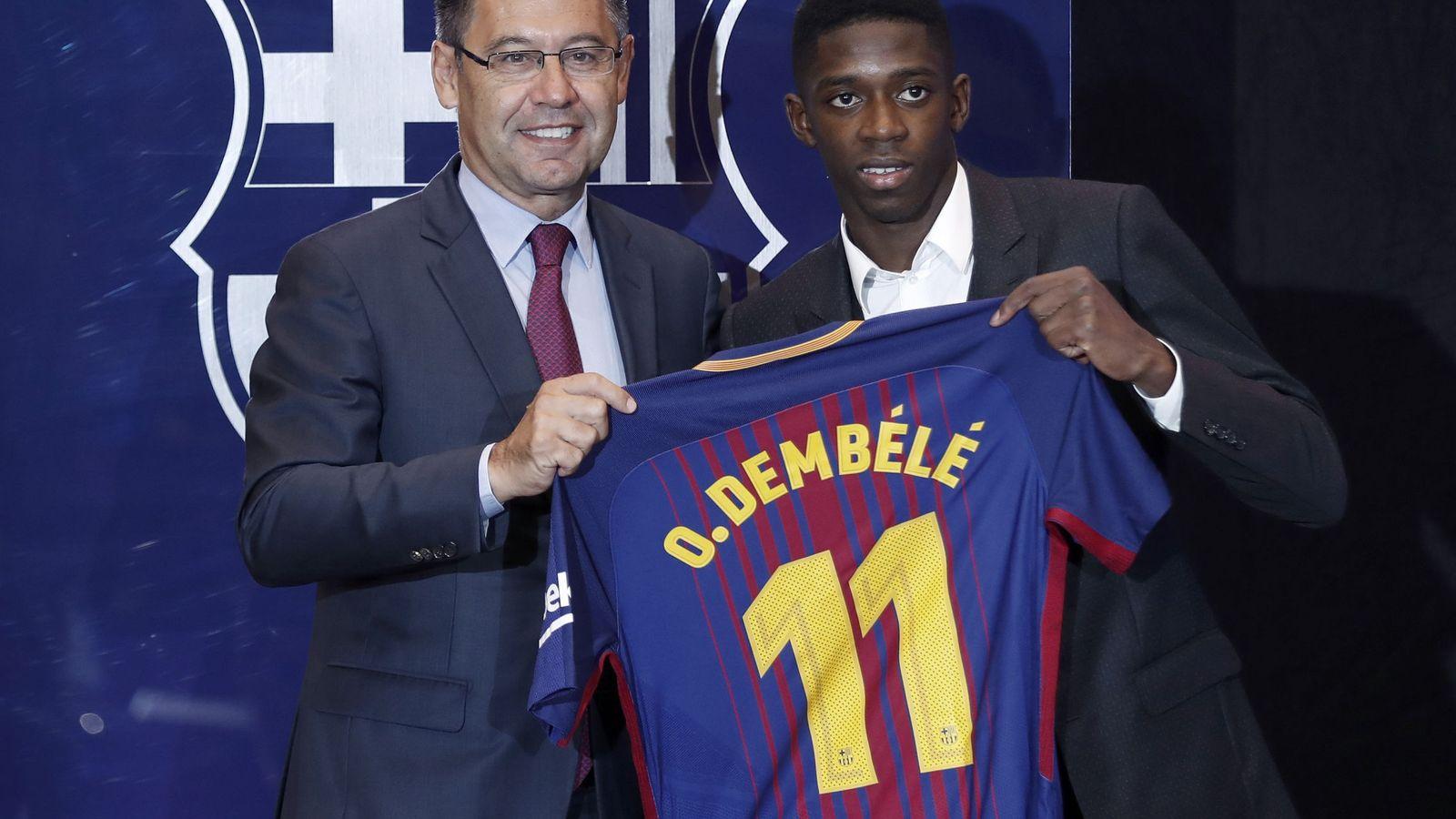 La pulla de Bartomeu a Neymar que le cierra (definitivamente) las puertas del Barcelona