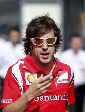 """Alonso no descarta """"añadir un nuevo éxito esta temporada"""" en Abu Dhabi"""