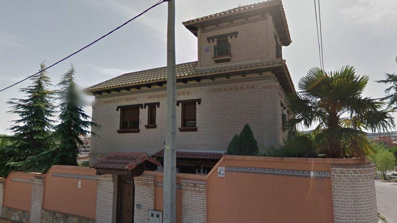 Chalé en la calle Cañada de los Toros 58, en Manzanares el Real. (Google Maps)