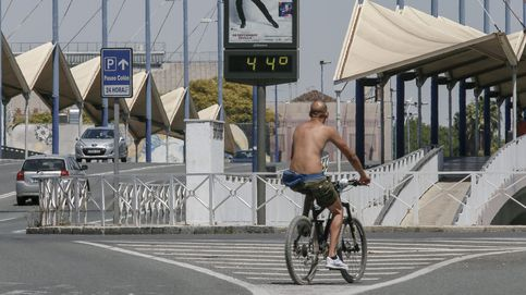 ¡Ojo, nueva ola de calor! Más de 44ºC en el sur y polvo en suspensión del Sáhara