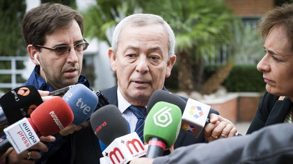 Foto: El exministro, Carlos Solchaga. (EFE)